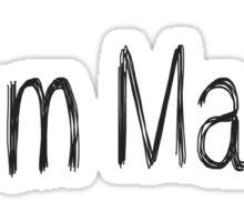 Team Maven Sticker