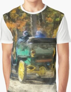 Stanley Steamer Automobile Graphic T-Shirt