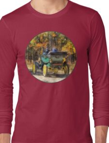 Stanley Steamer Automobile Long Sleeve T-Shirt