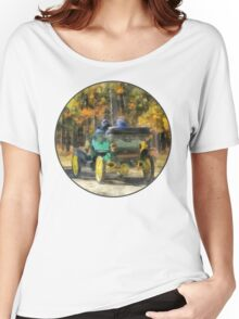 Stanley Steamer Automobile Women's Relaxed Fit T-Shirt