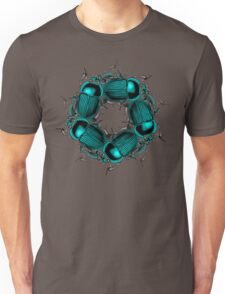 EGYPTIAN SCARAB Unisex T-Shirt