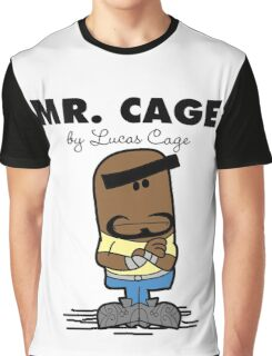 Mr Cage Graphic T-Shirt