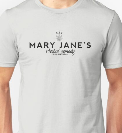 Mary jane's Herbal Remedy Unisex T-Shirt