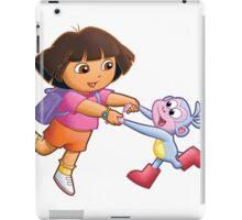 Dora the Explorer iPad Case/Skin