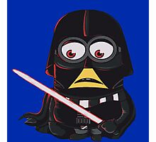 Minion|Minions|Darth Vader Photographic Print