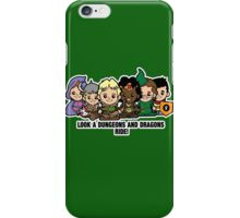 Lil Dungeons and Dragons iPhone Case/Skin