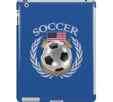 USA Soccer 2016 Fan Gear iPad Case/Skin