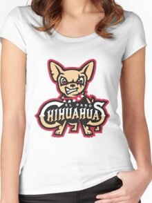 El Paso Chihuahuas Women's Fitted Scoop T-Shirt