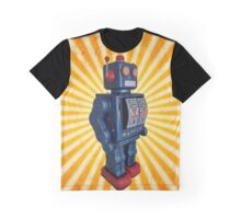 ROBOT INVASION! Graphic T-Shirt