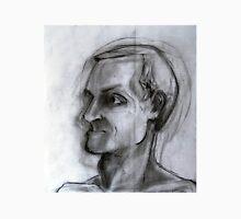 Human figure study nr2, 90-95cm, charcoal Unisex T-Shirt