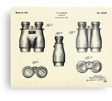 Binoculars-1946 Metal Print