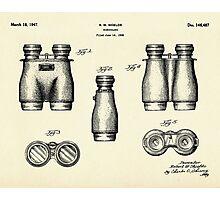 Binoculars-1946 Photographic Print