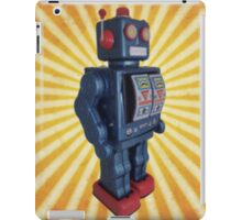 ROBOT INVASION 2! iPad Case/Skin