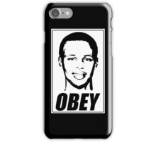 Stephen Curry - OBEY iPhone Case/Skin