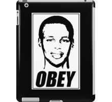 Stephen Curry - OBEY iPad Case/Skin