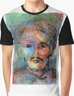 Really you, 50-70cm, wax pastels Graphic T-Shirt