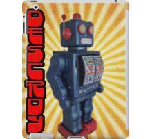 ROBOT DESTROY! iPad Case/Skin