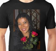 Lovely Lady 42 Unisex T-Shirt