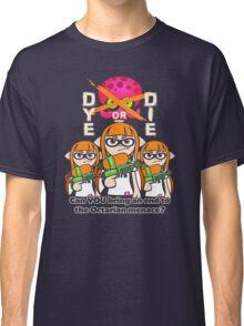 Splatoon - Dye or Die Classic T-Shirt