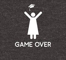Graduation Game Over Unisex T-Shirt