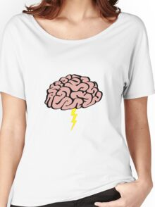 Brainstorm Women's Relaxed Fit T-Shirt
