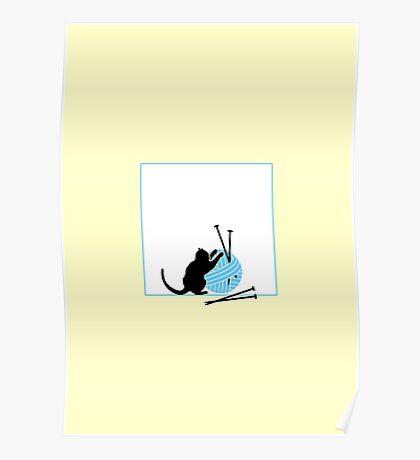 Playfull Cat VRS2 Poster