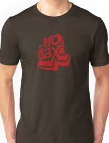 Record Label 3 (red) Unisex T-Shirt