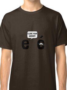 Love Accent Classic T-Shirt