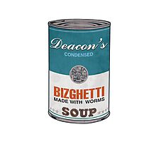 Deacon's Bizghetti Photographic Print