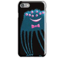 Techno Dance Disco Spider iPhone Case/Skin