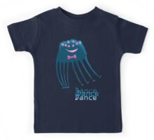 Techno Dance Disco Spider Kids Clothes