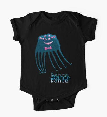 Techno Dance Disco Spider Kids Clothes
