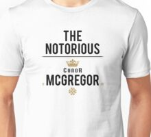Notorious McGregor | v2 Unisex T-Shirt