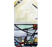 Breaking Light Abstract iPhone Case/Skin