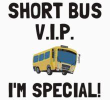 Short Bus VIP Kids Tee