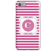 C Candy iPhone Case/Skin