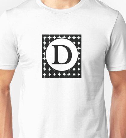D Bubbles Unisex T-Shirt