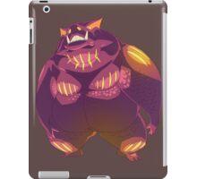 Furnaceman iPad Case/Skin