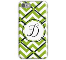 Awesome chevron D iPhone Case/Skin