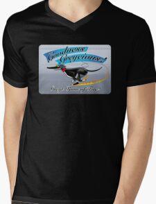 Greyt Paws of Fire! Mens V-Neck T-Shirt