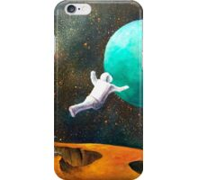 Overcoming Obstacles iPhone Case/Skin