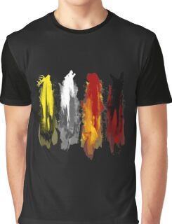 Westeros: Paint Graphic T-Shirt