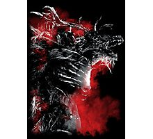 Blood of the Cleric Beast Photographic Print