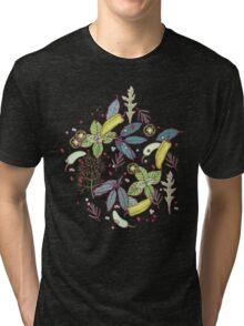 go green in spring! Tri-blend T-Shirt