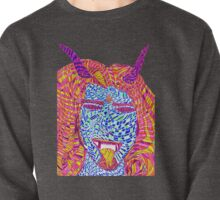 psychedelic demon Pullover