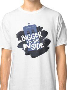 Doctor Who TARDIS Classic T-Shirt