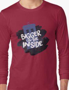 Doctor Who TARDIS Long Sleeve T-Shirt