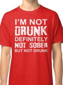 Funny Drinker Classic T-Shirt
