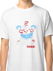 Read Across America Day - 2016 Classic T-Shirt