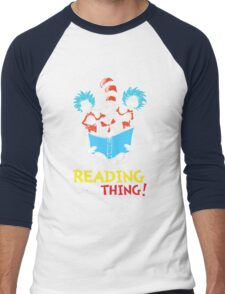 READ ACROSS AMERICA DAY 2016 Men's Baseball ¾ T-Shirt